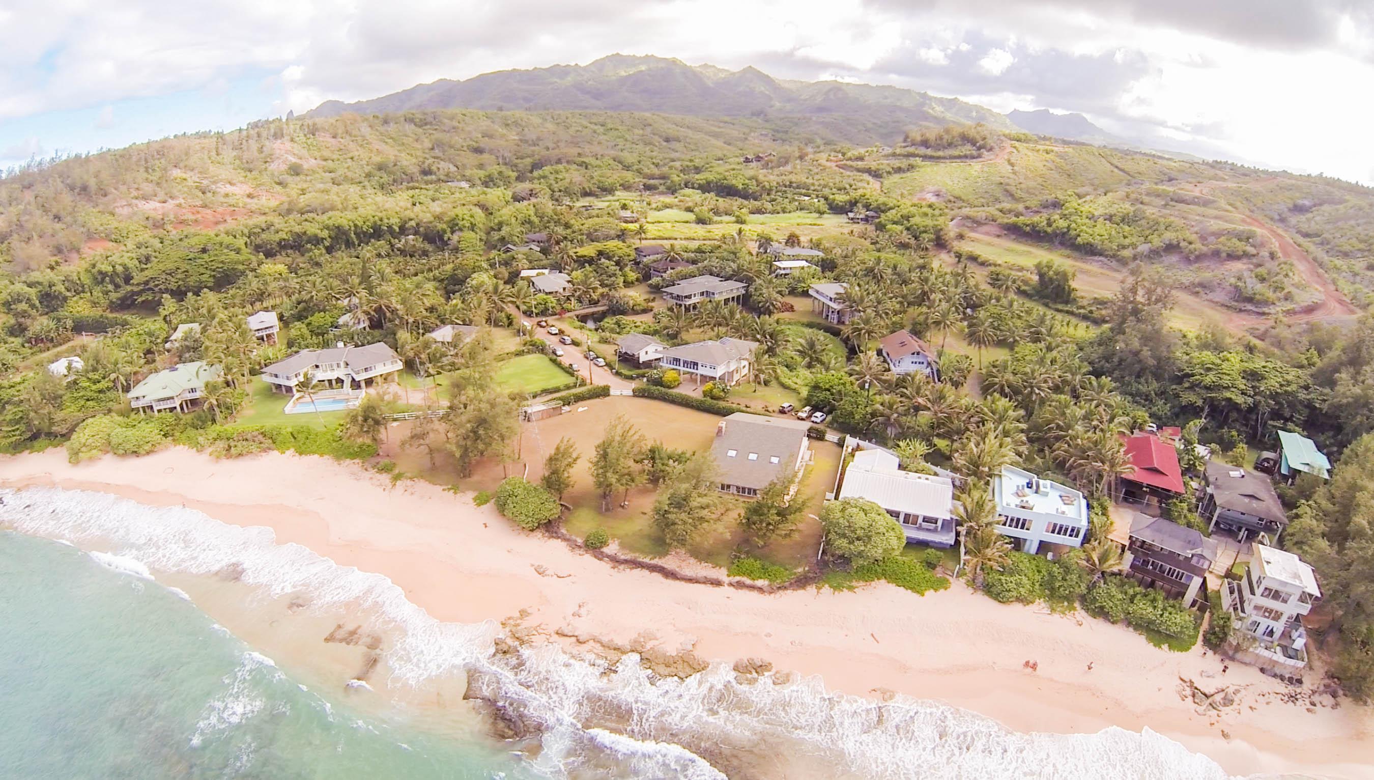 Kauai Real Esate Aerial