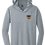 Thumbnail: Barry Bear - Grey Frost Hoodie