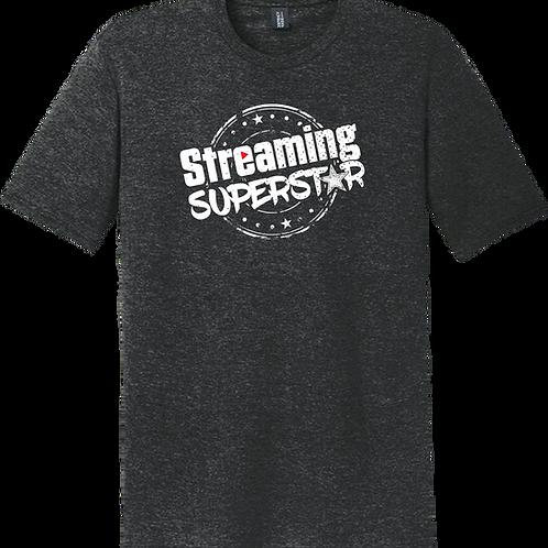 Streaming Superstar T-Shirt - Black Frost