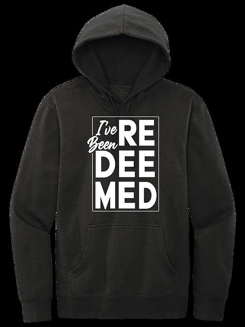 I've Been Redeemed | Hoodie -Black