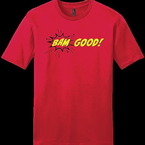 BAM GOOD! T-Shirt - Red
