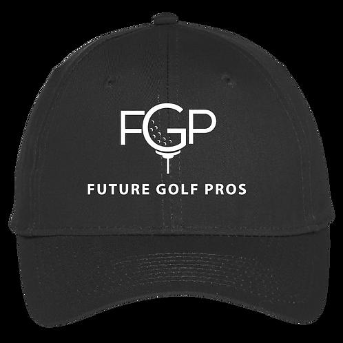 Future Golf Pros Six-Panel Unstructured Twill Cap
