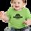 Thumbnail: Mandarin Christian Home Schoolers  Infant T-Shirt - Lime