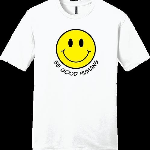 Be Good Humans T-Shirt - White