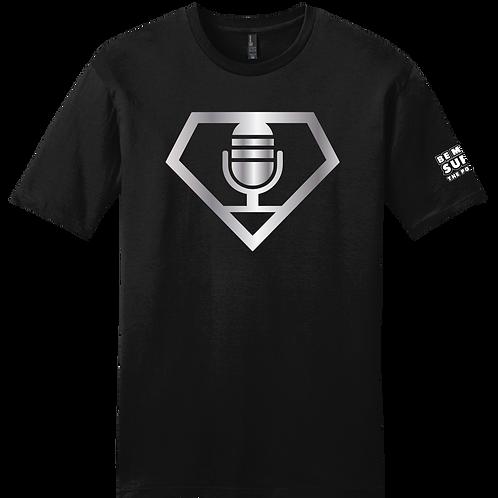 Be More Super T-Shirt - Black