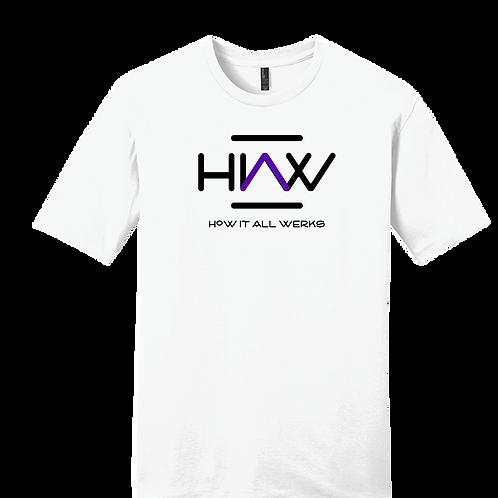 HIAW T-Shirt - White