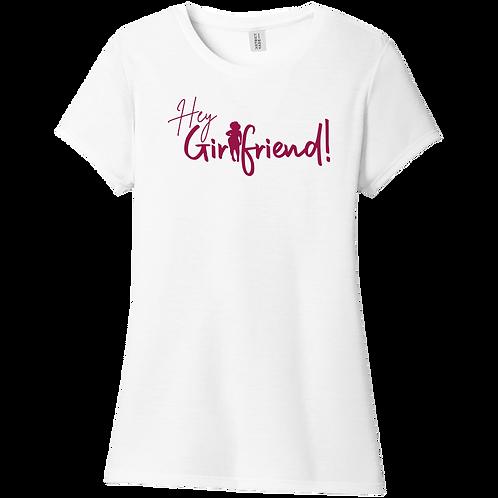 Hey Girlfriend! - Ethnic Sista T-Shirt