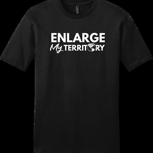 Enlarge My Territory - Black