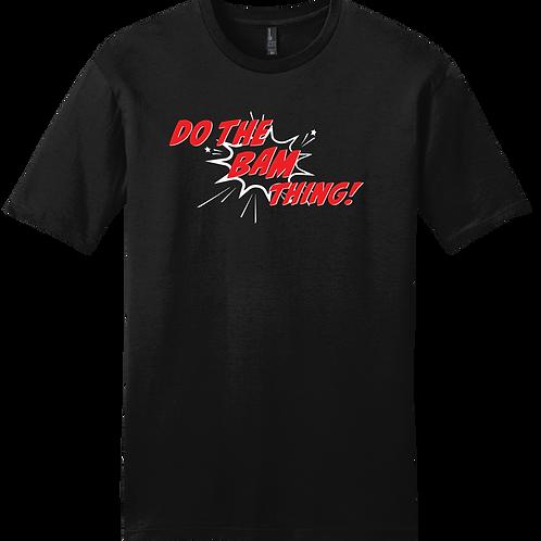 DO THE BAM THING! T-Shirt - Black