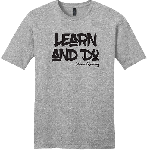 Learn And Do - Gray