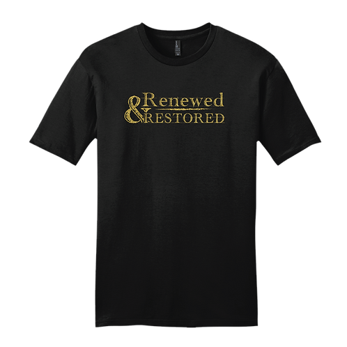 Renewed and Restored - Black