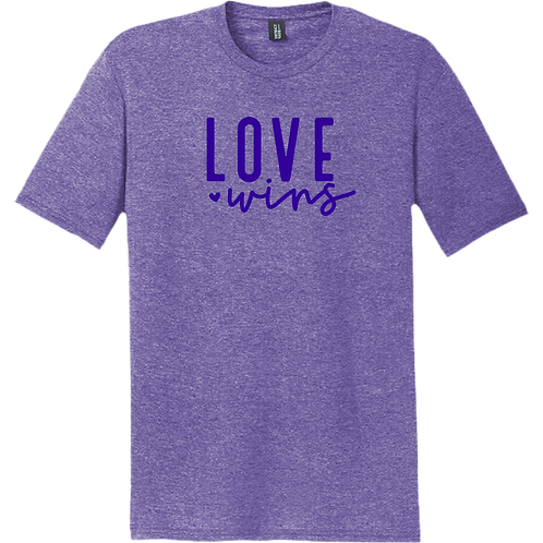 Love Wins - J. Nicole Collection - Purple Frost