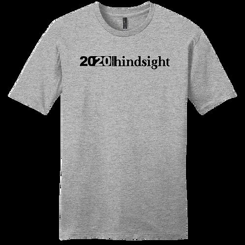 20/20 Hindsight | T-Shirt - Heather Grey