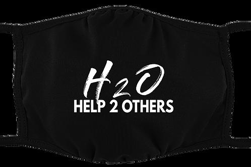 H2O - Help 2 Others Mask - Black