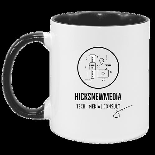HicksNewMedia Mug - White