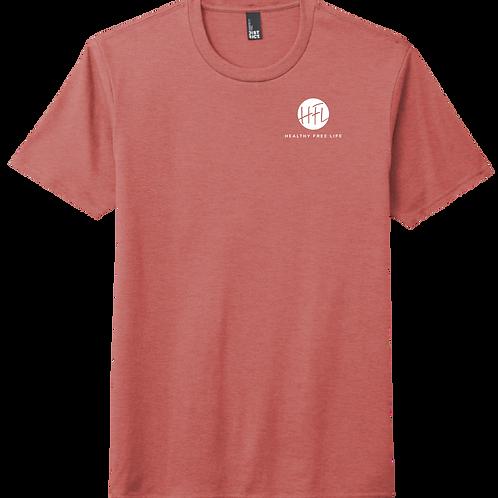 HFL Left Chest T-Shirt - Blush Frost