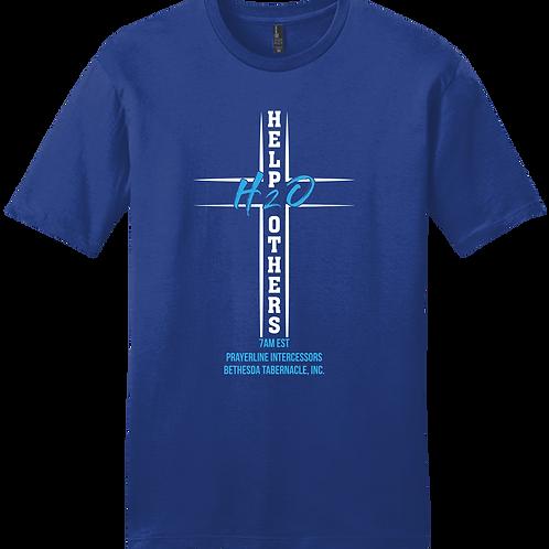 2021 Praykation T-shirt - Blue