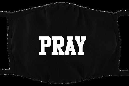 Pray Mask - Black