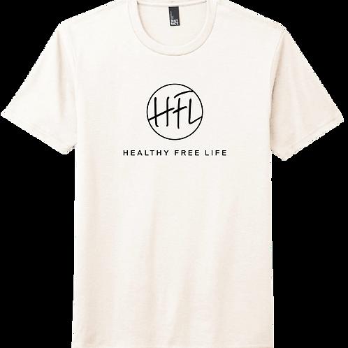 Healthy Free Life T-Shirt - Natural