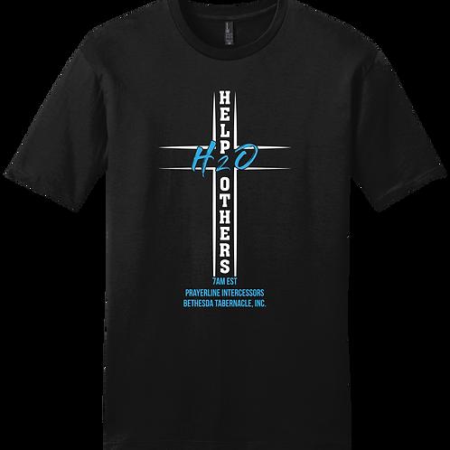 2021 Praykation T-shirt - Black