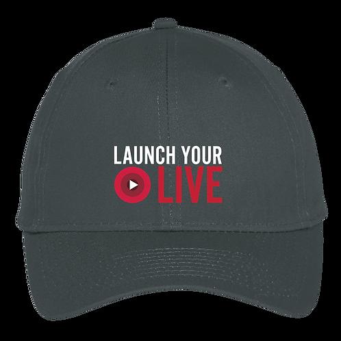 Launch Your Live - Trucker Hat - Black