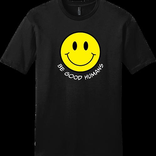 Be Good Humans T-Shirt - Black