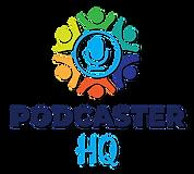 Podcaster HQ - Logo - CMYK-06.png