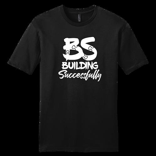 BS Puzzle T-Shirt - Black