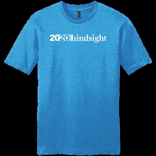 20/20 Hindsight | T-Shirt - Heather Turquoise