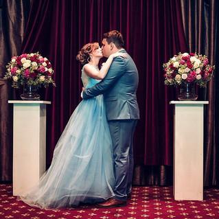 Работа на свадьбе Кости и Оли