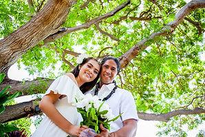 Weddings at Hokuloa Church in Puako