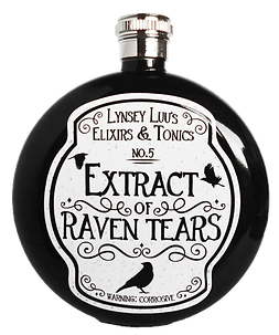 Potions Extract of Raven Tears - Lynsey