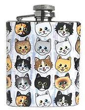 Kitty - Lynsey Luu Hip Flasks.png