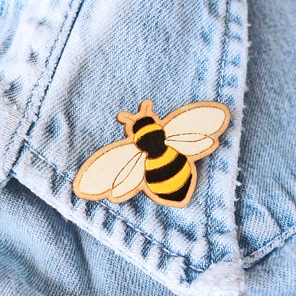 BUSY BEE BADGE