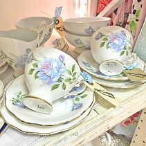 Blanche's Tea Party Delights 1 - Shop in