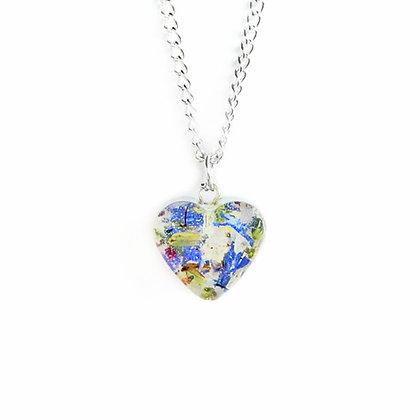 DRIED FLOWERS - MINI HEART NO.2