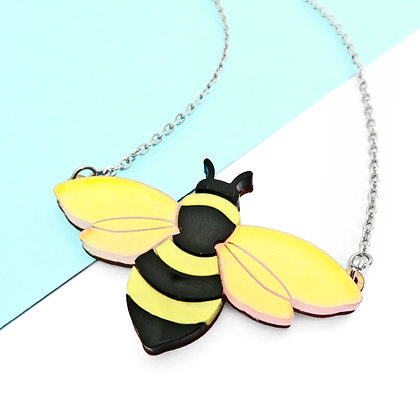IRIDESCENT BEE