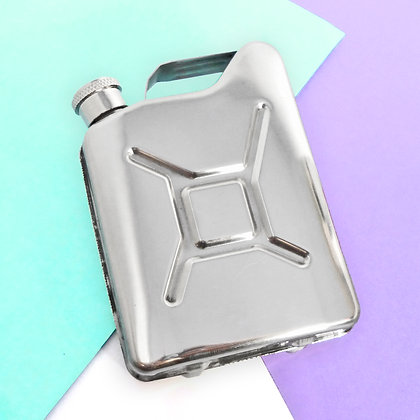 JERRY CAN 5OZ HIP FLASK