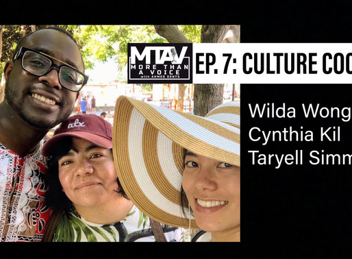 MTAV Podcast 9: Culture Cocina