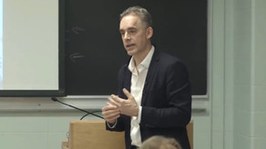 """Jordan Peterson: """"You have to be willing to lose your life in order to find it."""""""