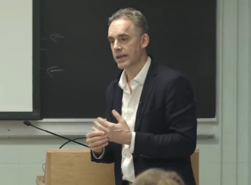 "Jordan Peterson: ""You have to be willing to lose your life in order to find it."""