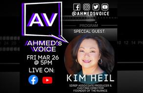 Ahmed's Voice EP 9: KIM HEIL