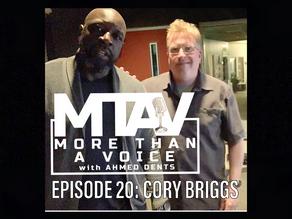 MTAV Podcast 20: Cory Briggs