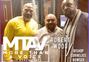 MTAV Podcast 19: Robert Wood and Bishop Cornelius Bowser