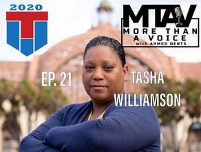 MTAV Podcast 21: Tasha Williamson