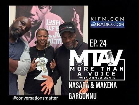 MTAV Podcast 24: Nasara & Makena Gargonnu