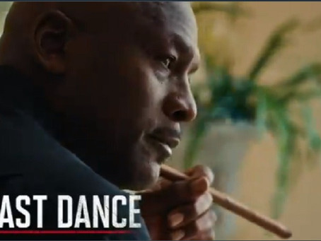 "ESPN's Jordan Docuseries ""The Last Dance"" Premieres This Weekend"