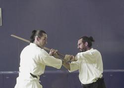 Léo Tamaki et Jean-Christophe Magoni