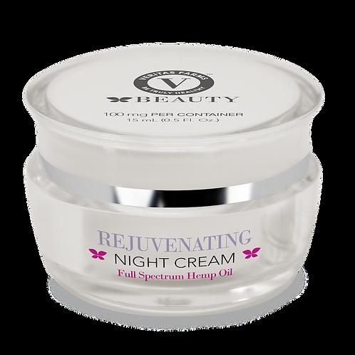 Full Spectrum Rejuvenating Night Cream