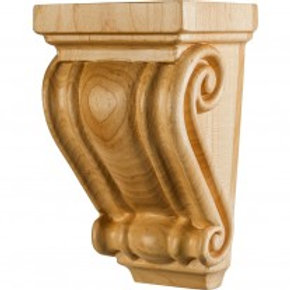 Scrolled Corbel-Small-6